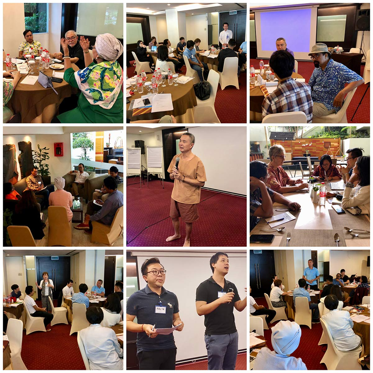 FORSEA-Bandung-meeting-collage