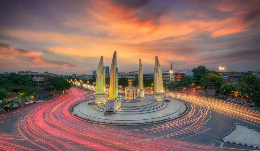 FORSEA-Democracy-Monument-Bangkok-Thailand
