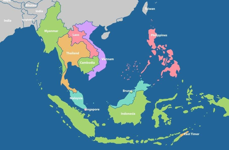 Southeast-Asia-Map-blue-FORSEA