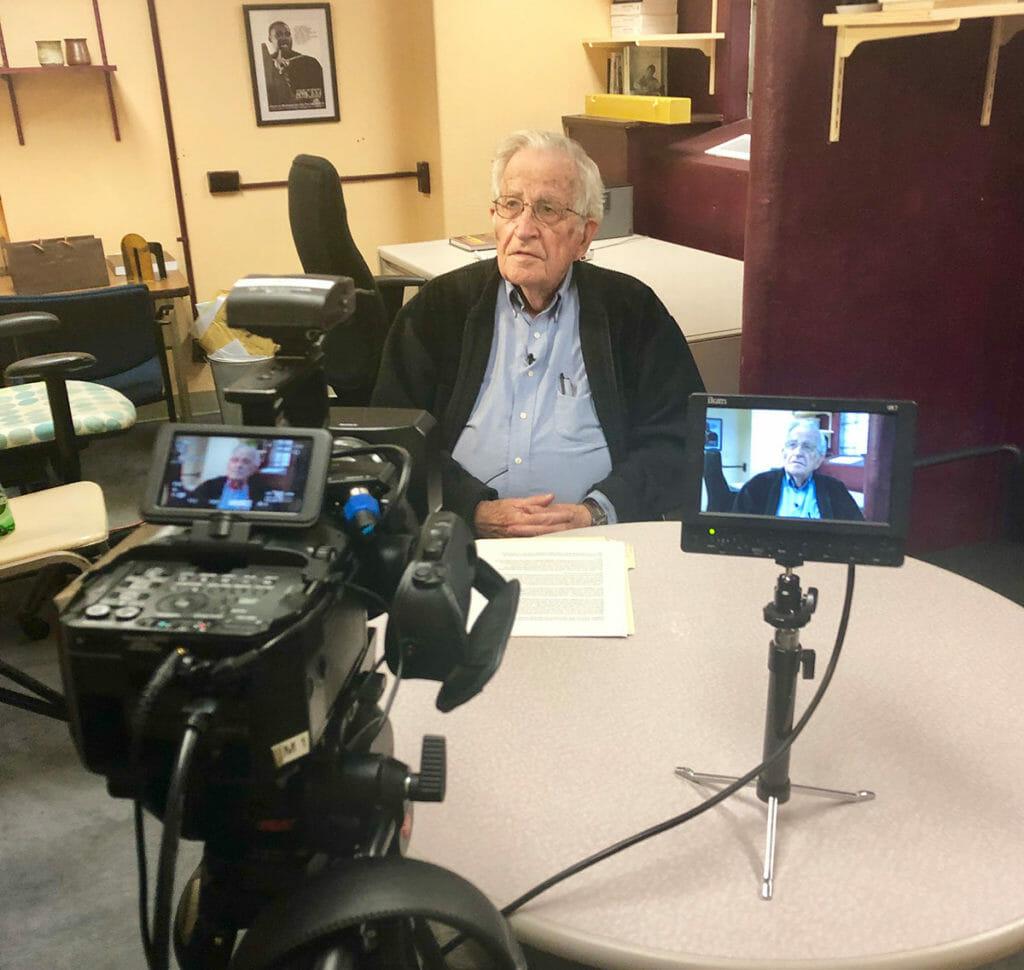 FORSEA-Noam_Chomsky-talk