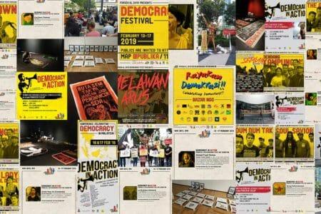 FORSEA-democracy-Malaysia-Festival-banner