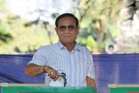 _Prayuth-Chan-Ocha-FORSEA-vote