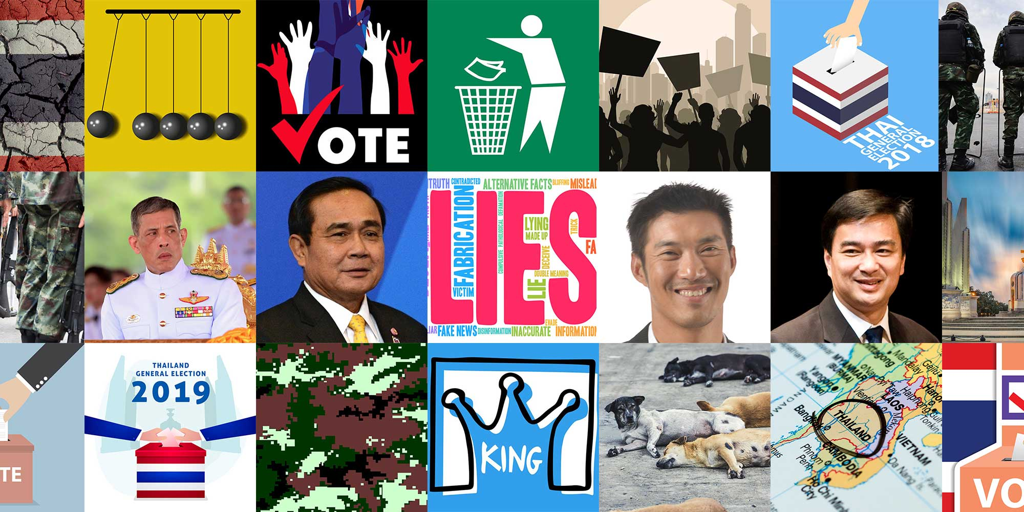 Thailand-vote-2019-collage-FORSEA