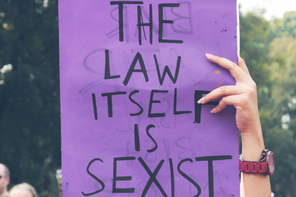 Indonesia-women's-protest-march-2018-FORSEA