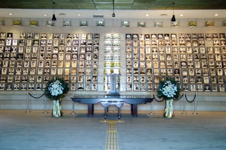 May 18th National Cemetery Memorial Hall