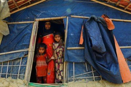 Cox's Bazar, Bangladesh Rohingya Refugees FORSEA