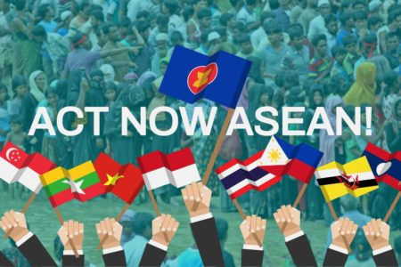 FORSEA says Act Now ASEAN