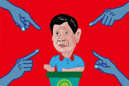 Duterte Blame Game FORSEA