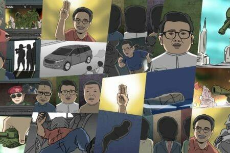 Thai dissident abductions FORSEA